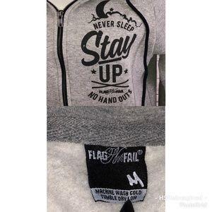 flag nor fail Jackets & Coats - Flag nor Flail hoodie